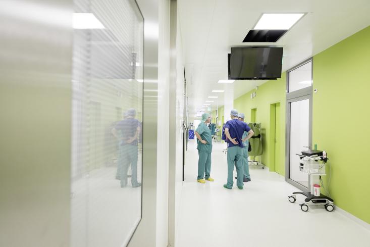 Berit Klinik - OP-Bereich