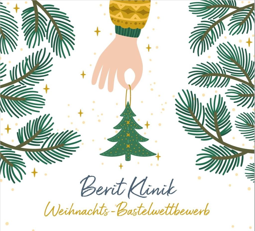 Berit Klinik - Weihnachts-Bastelwettbewerb