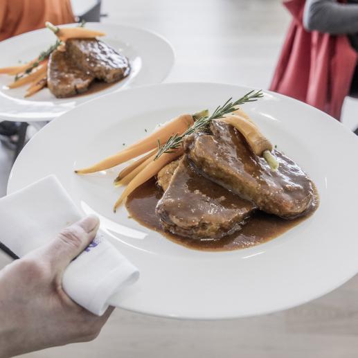 Berit Klinik - Gastronomie