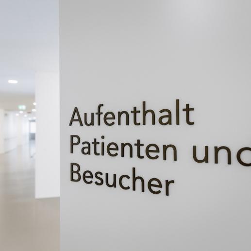 Berit Klinik - Patientenzimmer