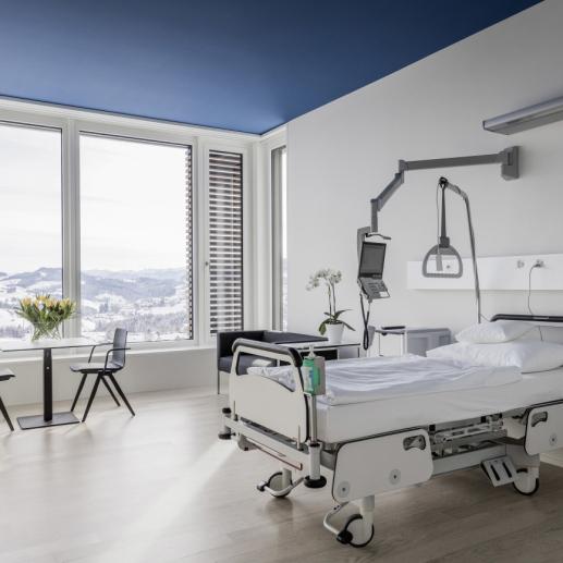 Berit Patientenzimmer