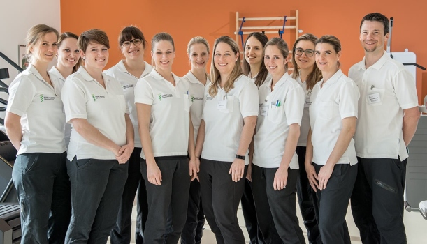 Berit Klinik - Physioteam Teufen