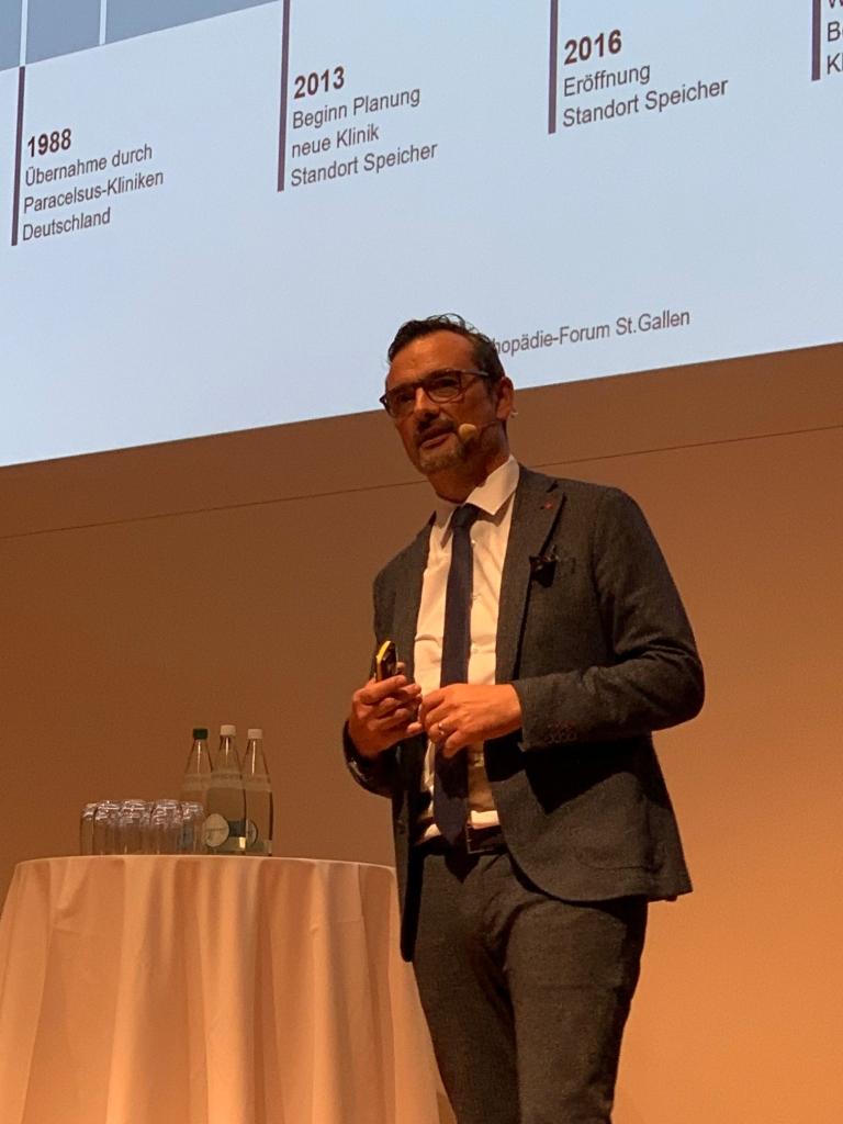 Spannendes Orthopädie Forum 2019