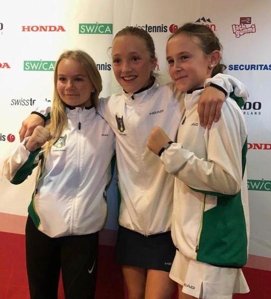Die Berit Klinik gratuliert ihrem Sponsoring Partner Tennisacademy Falkensteig zum Meister Titel